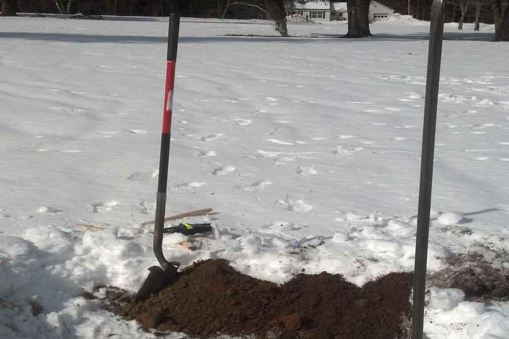 Maine Septic Site Evaluation